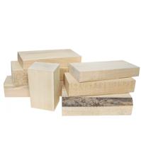 Dřevo pro řezbáře